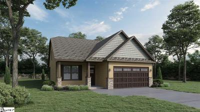 Single Family Home For Sale: 527 Chantry #Lot 109