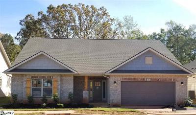 Greenville Single Family Home For Sale: 18 Starlight
