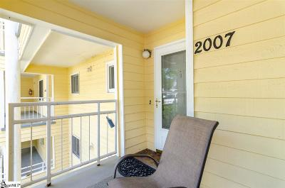 Condo/Townhouse For Sale: 2007 Northlake