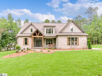 Greer Single Family Home Contingency Contract: 408 Isaqueena