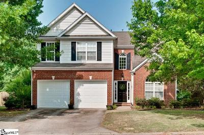 Greenville County Single Family Home Contingency Contract: 2 Stapleford Park