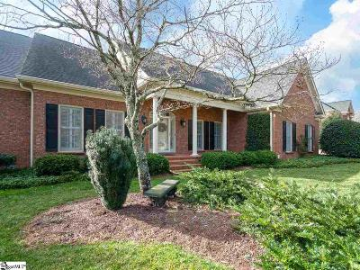Greer Single Family Home For Sale: 614 Devenger
