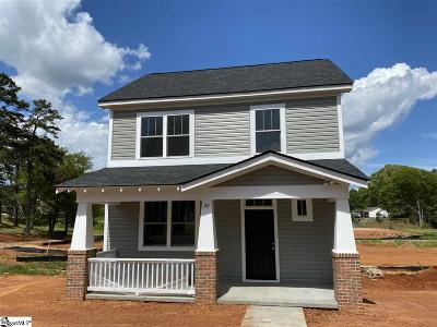 Greenville Single Family Home Contingency Contract: Arrington #Lot 7