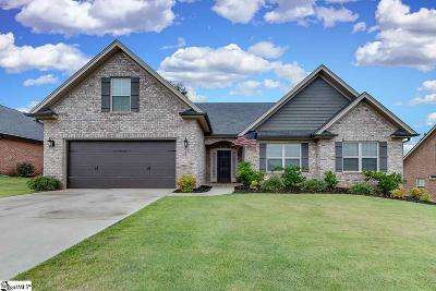 Single Family Home Contingency Contract: 912 W Frank Bush