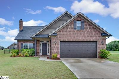 Inman Single Family Home For Sale: 919 W Frank Bush
