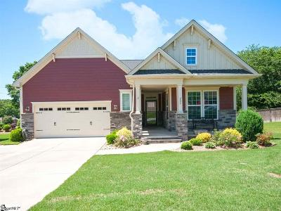 Easley Single Family Home For Sale: 207 Chickadee