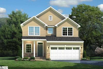 Duncan Single Family Home For Sale: 136 Saint Elmos