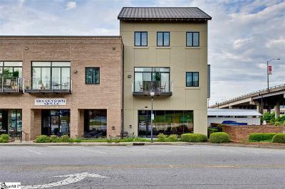 Greenville Condo/Townhouse For Sale: 400 E McBee #4201