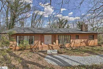 Greenville Single Family Home For Sale: 17 Woodhaven