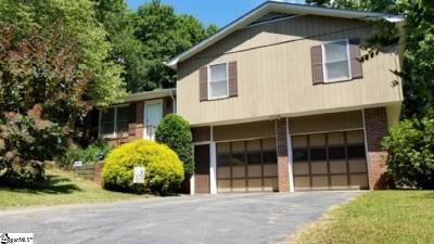 Easley Single Family Home For Sale: 115 Kennedy