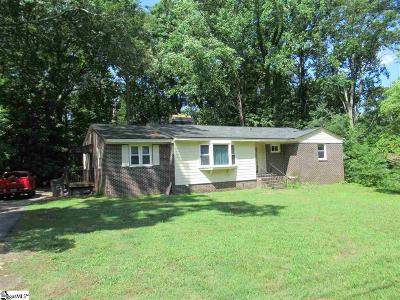 Greenville Single Family Home For Sale: 109 Windemere