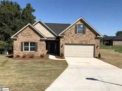 Inman Single Family Home For Sale: 618 E Dateria