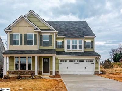Simpsonville Single Family Home For Sale: 6 Waters Run