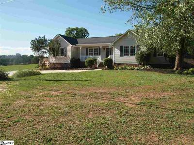 Greer Single Family Home Contingency Contract: 2288 N Highway 101