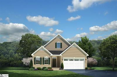 Simpsonville Single Family Home For Sale: 137 Fawn Hill