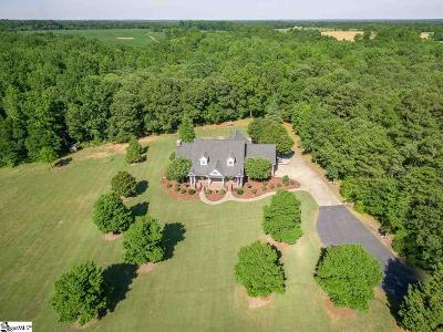 Greer Single Family Home For Sale: 3065 S Hwy 101