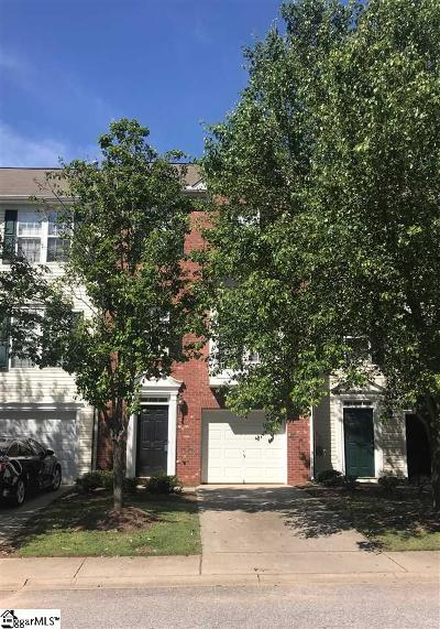 Mauldin Condo/Townhouse For Sale: 8 Evanshire