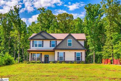 Travelers Rest Single Family Home Contingency Contract: 261 Goodwin