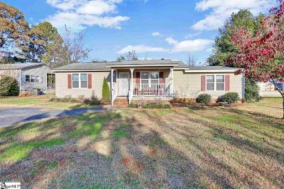 Greenville Mobile Home For Sale: 230 Evelyn