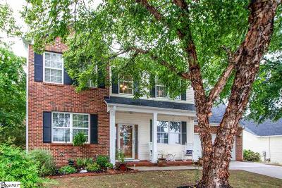 Mauldin Single Family Home For Sale: 12 Blossom Park
