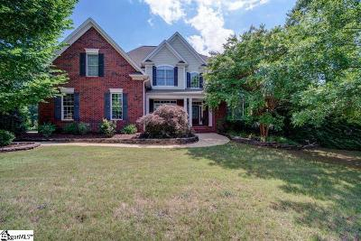 Spartanburg Single Family Home For Sale: 111 Dunwoody