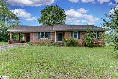 Easley Single Family Home For Sale: 4434 Old Easley Bridge