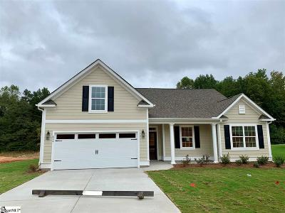 Boiling Springs Single Family Home For Sale: 824 Orchard Valley