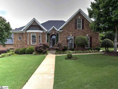 Greenville Single Family Home For Sale: 206 Beringer