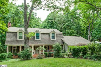 Greenville Single Family Home For Sale: 106 Bromsgrove