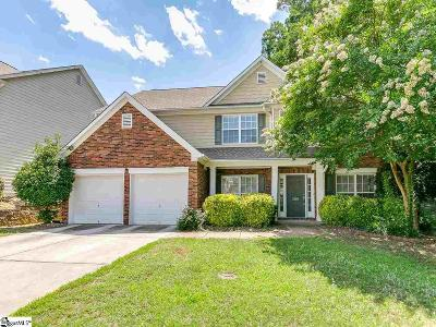 Greer Single Family Home For Sale: 209 Coleman Grove
