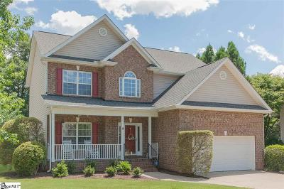 Greenville County Single Family Home For Sale: 1200 Farming Creek