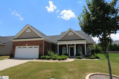 Simpsonville Single Family Home For Sale: 213 Rio Grande