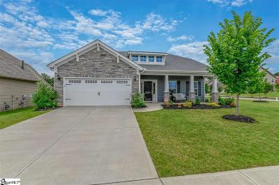 Simpsonville Single Family Home For Sale: 117 Odie