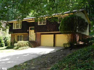 Greenville Single Family Home For Sale: 28 Arbutus
