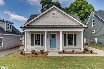 Greenville SC Single Family Home For Sale: $364,900