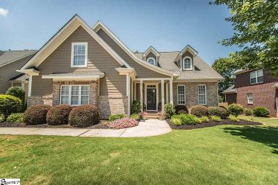 Simpsonville Single Family Home For Sale: 118 Holland Trace