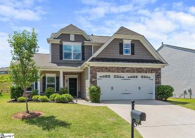 Simpsonville Single Family Home For Sale: 339 Riverdale