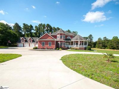Taylors Single Family Home For Sale: 241 Gum Springs