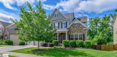 Simpsonville Single Family Home For Sale: 122 Creek Shoals