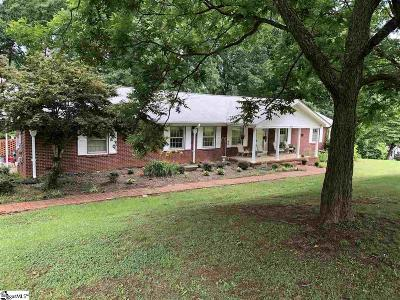 Greer Single Family Home For Sale: 510 Haven