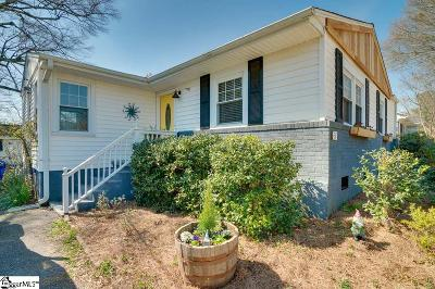 Greenville Single Family Home For Sale: 37 Blythewood