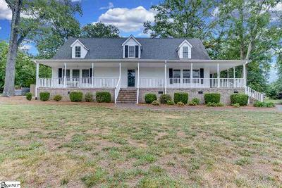 Mauldin Single Family Home For Sale: 501 Brooks