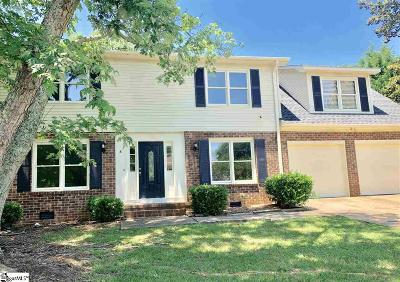 Single Family Home For Sale: 5 Cobblestone