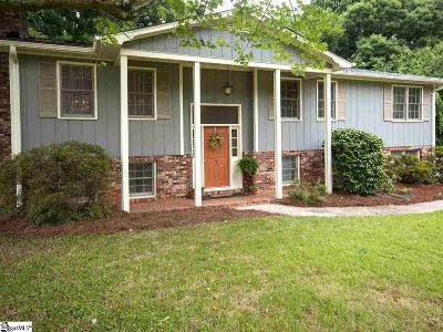 Travelers Rest Single Family Home For Sale: 5 Newport