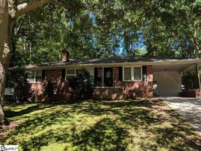 Single Family Home For Sale: 108 Overbrook