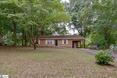 Single Family Home For Sale: 115 Hawthorne