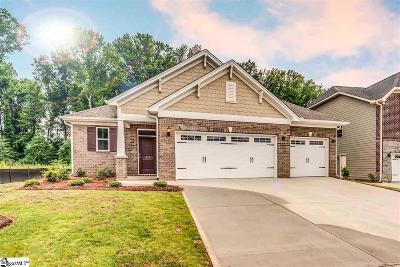 Greer Single Family Home For Sale: 213 Easton Meadow