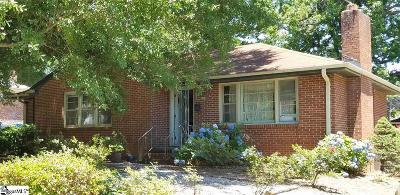 Single Family Home For Sale: 45 Holmes