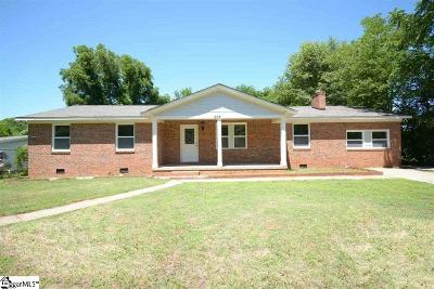 Single Family Home For Sale: 602 Marion