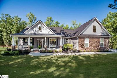 Travelers Rest Single Family Home For Sale: 65 Goodwin Bridge